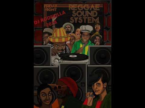 reggae sound system mix vol2 dj rodekilla-sizzla-capleton-everton  blender-bushman-luciano-