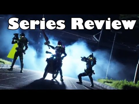 Kamen Rider Ex-Aid Series Review