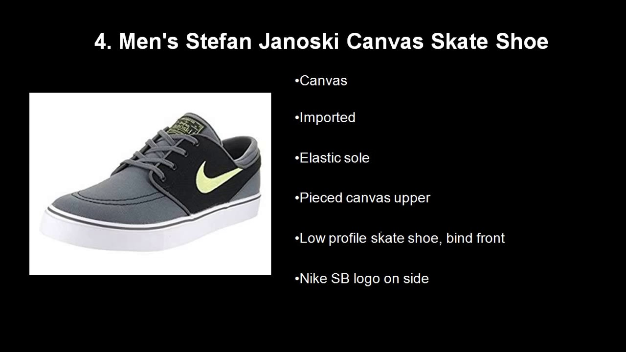 4ebe865baa 10 Best Skateboarding Shoes that Last a Long Time