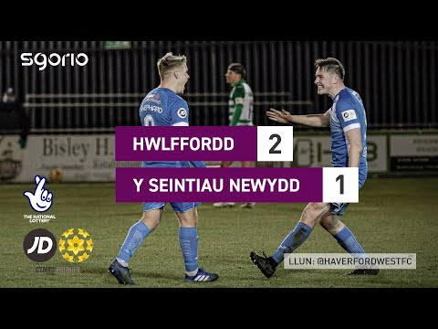Haverfordwest TNS Goals And Highlights