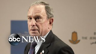 Democratic 2020 candidates target Bloomberg | ABC News