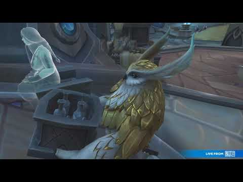 [WOW:Shadowlands Demo] Геймплей