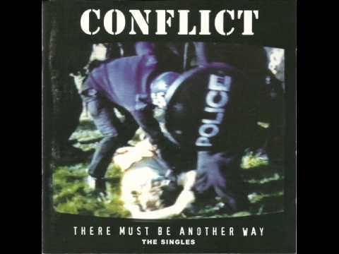 Conflict - Mighty And Superior (1985)