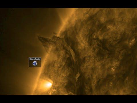 Sun Eruptions, Quake Watch, Euphrosine | S0 News August 4, 2015