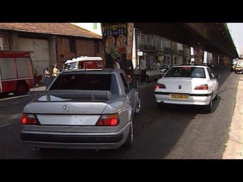 Taxi (1998) - Répétition d'une Scène De Cascade