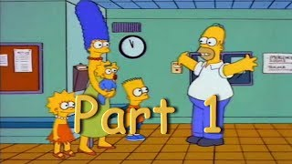 The Simpsons - S04E18 - So It Has Come To This The Simpsons Clip Show - Part 1