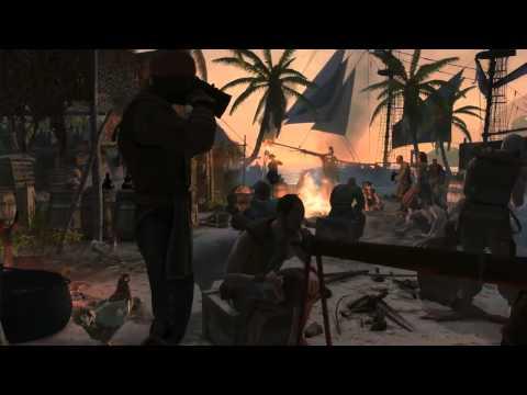 Berüchtigte Piraten in Assassin's Creed 4: Black Flag