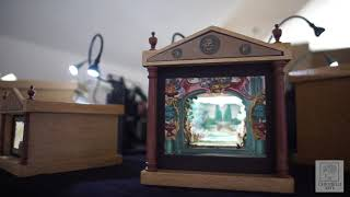 Artisan Workshop - Art of Theatrical Dioramas