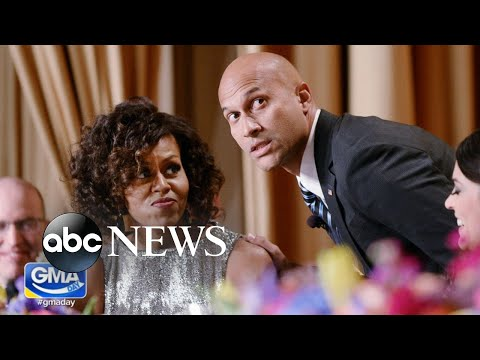 Keegan-Michael Key on meeting Michelle and Barack Obama
