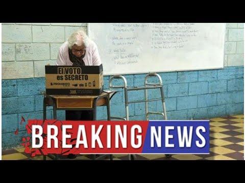 Preacher for president? Costa Rica votes