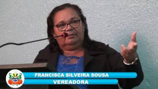 Francileide Silveira Pronunciamento 24 03 2017
