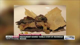 Nusa Gastronomy Combines Traditional Cooking & Fine Dining