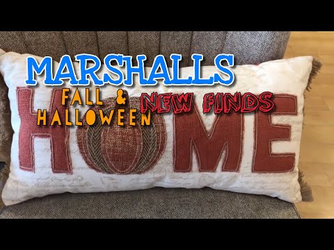 Marshall's fall decor 2019 • NEW FINDS • Halloween decor 2019