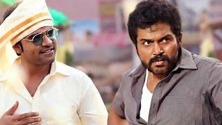 Simbu and Karthi Clash on Screen-First Time