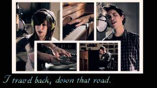 Christina Grimmie & Sam Tsui - Just A Dream Cover [HQ/HD] [Lyrics] [Music Video] ♫
