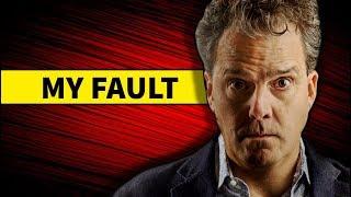 YouTube Demonetization - My Fault