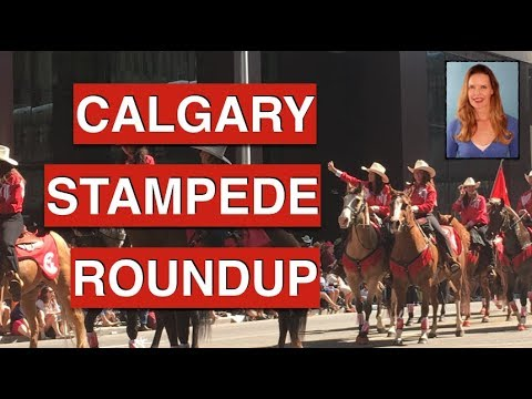 Calgary Stampede Highlights 2018