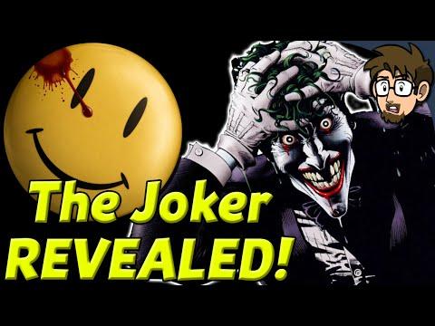 Theory: The Joker is Watchmen