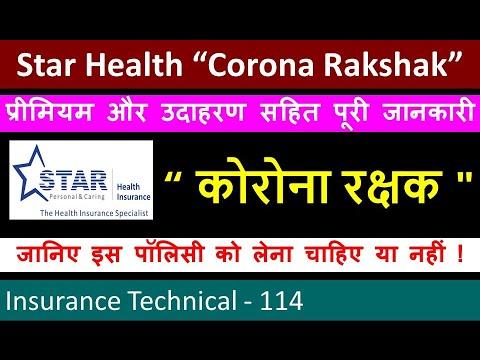 Star Health Corona Rakshak Insurance Policy Complete Details