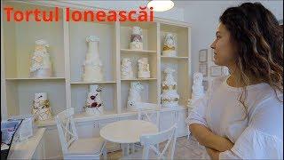 Pregătiri de nuntă: AM TESTAT TORTUL MIRESEI