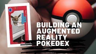 بناء الواقع المعزز Pokedex   الثالث أورورا الواقع المعزز شركة التكنولوجيا