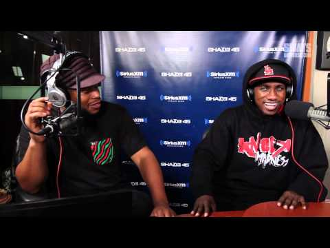 Hopsin Kicks a Freestyle & Explained Why he Wasn't Shocked by the