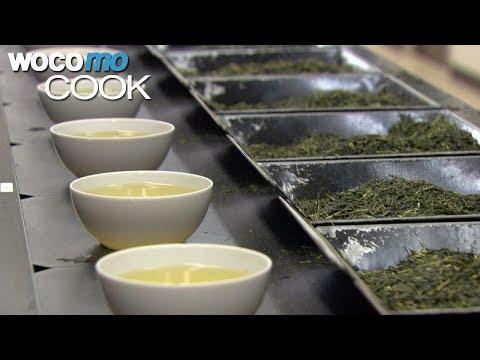 Japan: Das Geheimnis des grünen Tees