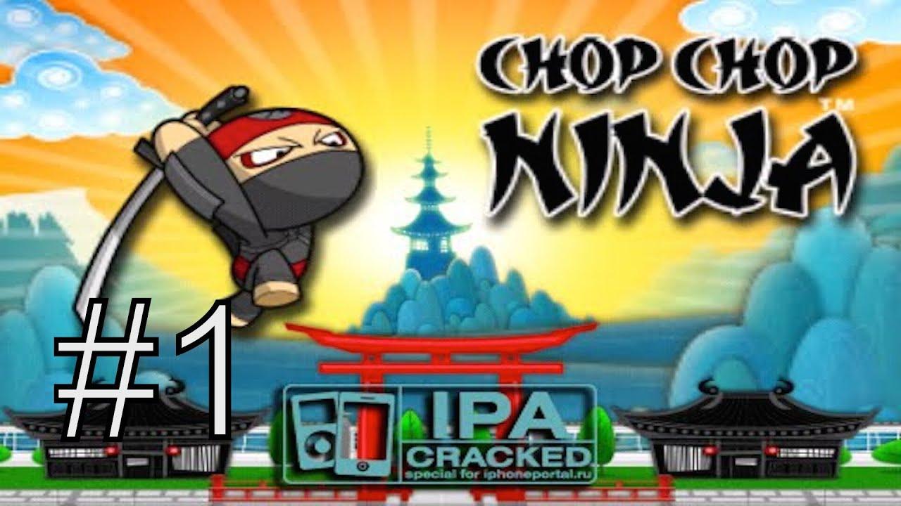 chop chop ninja game online free