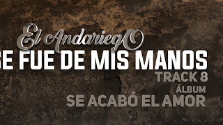 El Andariego - Se Fue De Mis Manos (Audio Oficial)   Música Popular