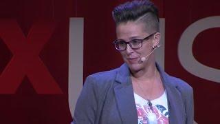 The comic universe belongs to everyone | Debra Jenson | TEDxUSU