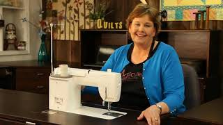 Jenny Doan For Baby Lock Sewing Machines HD
