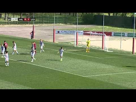 Milan-Udinese 0-1 Highlights   AC Milan Youth Official