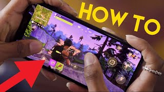 HOW TO GET FORTNITE ON YOUR PHONE! (MWG Gameplay)