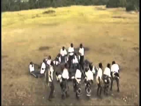 PE african dance