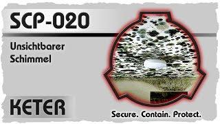 SCP-020 [Unsichtbarer Schimmel] German Creepypasta...