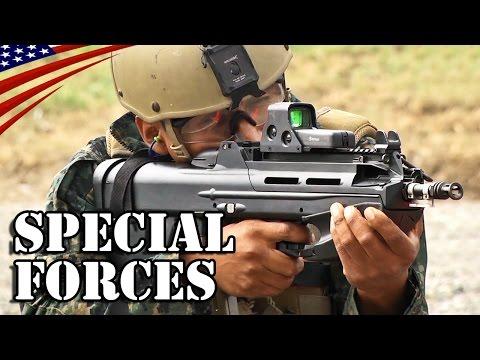 World Special Forces Skills Competition, Assault Rifle & Handgun Shoot - Fuerzas Comando 2016