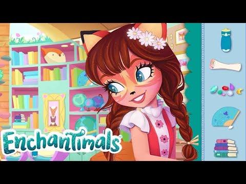 Enchantimals Россия | Веселые игры в прятки | 0+