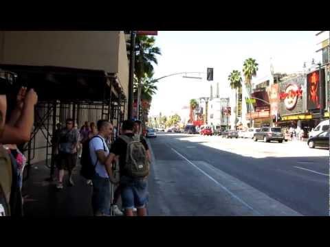03 Los Angeles   Hollywood Bulvarı