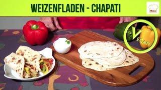 Weizenfladen - Chapati