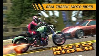 Moto Rider - Android Gameplay