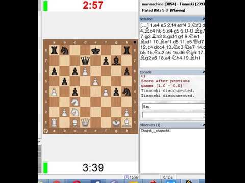 chess. online chess engine vs strong human players