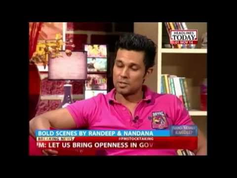 I am not fitness freak: Randeep Hooda