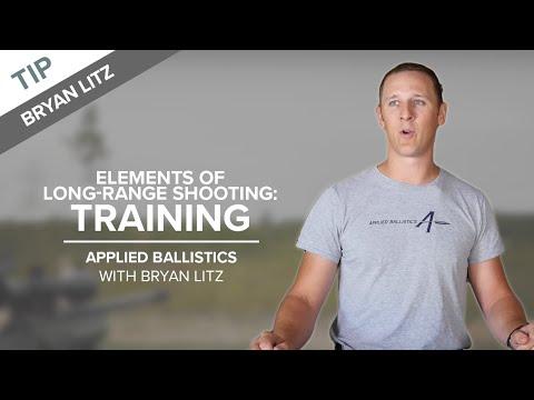 Elements of Long Range Shooting: Training - Applied Ballistics