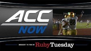 ACC Official Explains Notre Dame Pass Interference vs FSU | ACC Now