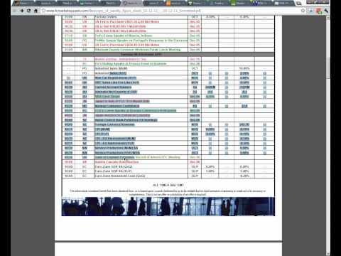 Webinar 8: Fundamental Analysis