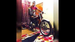 Balli X CG Alter Ready For Race Must Watch This CG 125 Alter Karachi King Balli X In Shop
