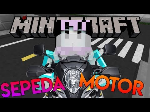 MOTOR DI MINECRAFT?! - Minecraft Indonesia BeaconCream S2 #23