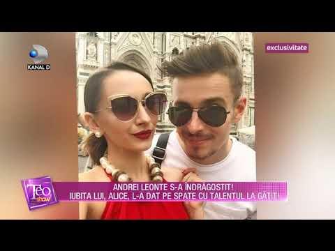 Teo Show (12.09.2018) - Iubita lui Andrei Leonte, Alice, l-a dat pe spate cu talentul la gatit!