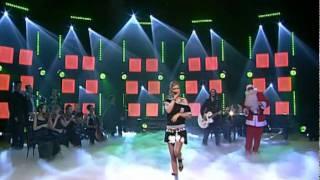 Jeanette Biedermann - Mr.Santa Claus (LIVE Sat 1)