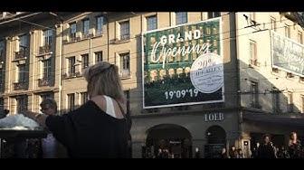 Rückblick Grand Opening LOEB Bern